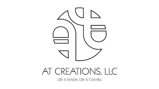 AT Creations - Logo Animation
