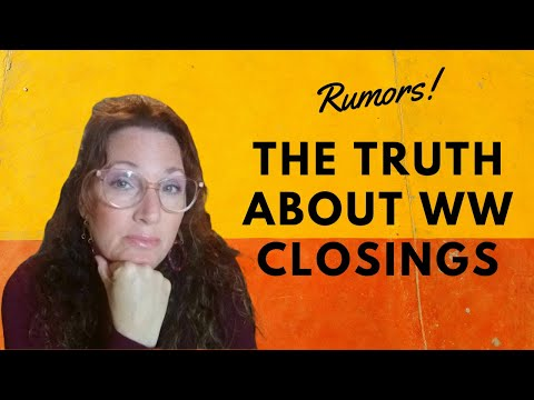 Is WW Closing? The truth about Weight Watchers