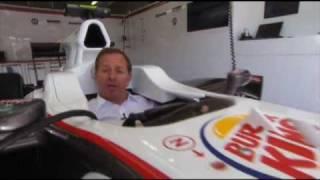 F1 Race Control Center