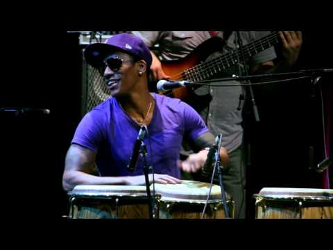 Steve Gadd & The Pedrito Martinez Group  -- Guitar Center Drum-Off (Part 1)