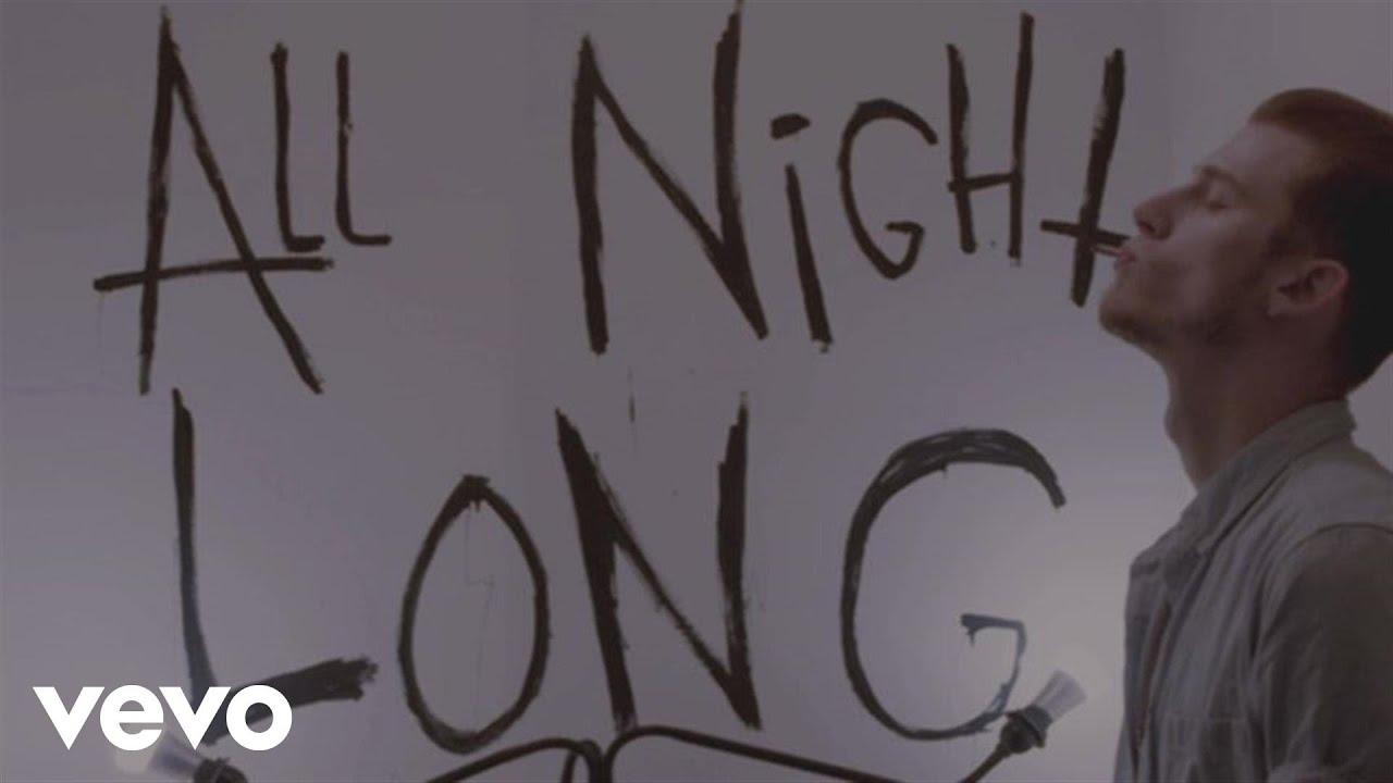 Machine Gun Kelly - All Night Long (Official Music Video)