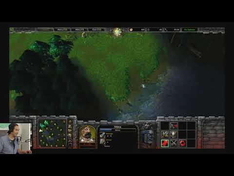 Warcraft III: The Frozen Throne Budi, Seb & fisHC0p vs. HandOfBlood, Maxim & Brammen #02