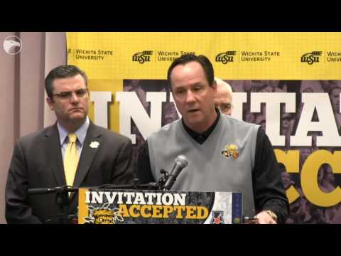 Gregg Marshall answers questions about AAC move