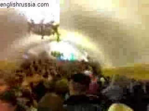 Moscow Subway Traffic Jam