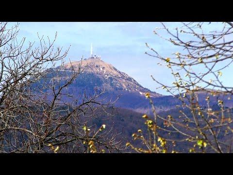 Puy de Dôme, Clermont-Ferrand, France / Francia - Visitar el volcán /  Visit the volcano