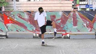 ANYTIME TPC 基礎滑板教學- Ollie 豚跳(How To Skateboard)