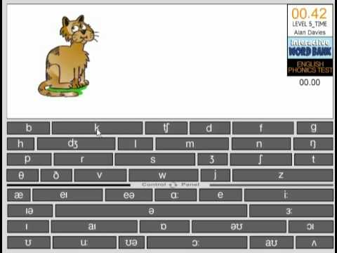 International Phonetic Alphabet Test App Ipa Test App