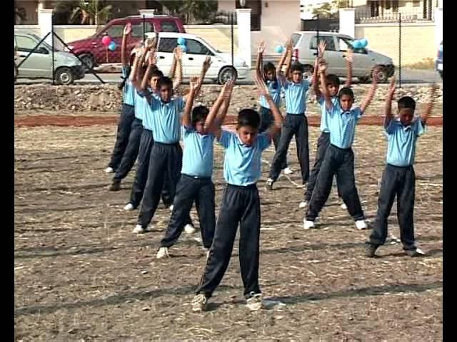 Lisiuex Cmi Public School Free Hand Exercise 2012 13 Sports Day Youtube