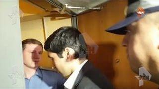 Видео с задержанным сыном вице-президента Лукойл, гонявшим на Гелендвагене