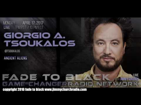 Ep. 643 FADE to BLACK Jimmy Church w/ Giorgio Tsoukalos : Ancient Aliens : LIVE