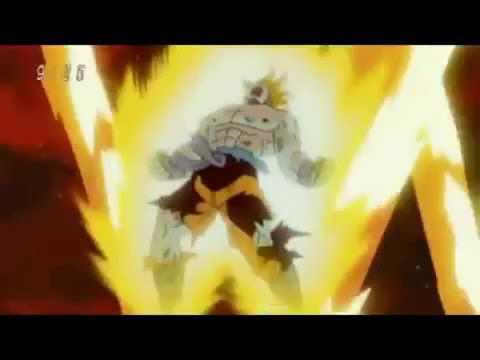 Noooooo Maldicioon!!!!! Goku