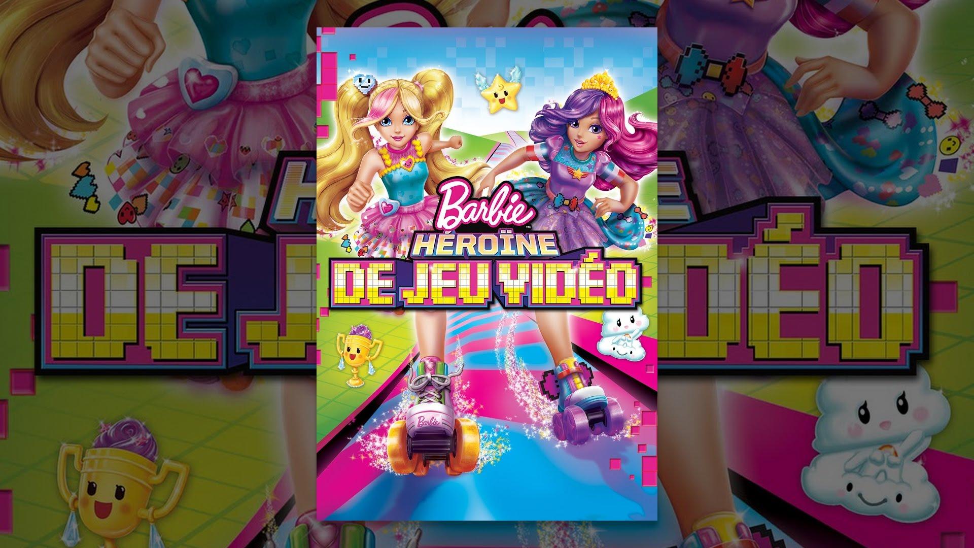 Barbie Héroïne de jeu Vidéo (VF)