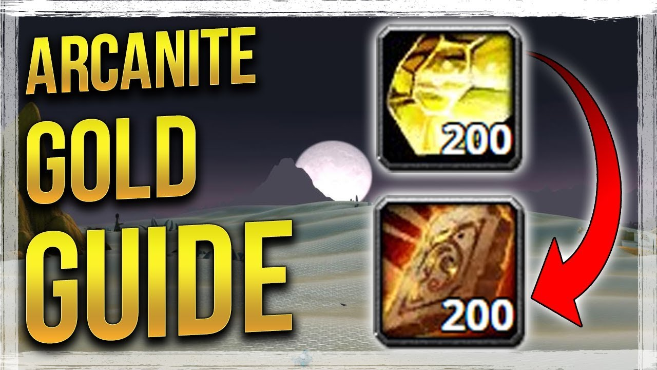 WoW: 5,000 - 10,000 Gold Per Hour | Arcane Crystals | by