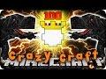 Minecraft Mods - CRAZY CRAFT 2.0 - Ep # 100 'THE KING & MOBZILLA FIGHTS!' (Superhero / Orespawn Mod)