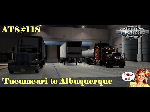 ATS#118 Transporting 5000 gallons of milk from Tucumcari to Albuquerque 193 Miles