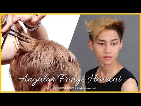 剪髮教學-新式英倫側梳流線型男油頭 - 韋恩時尚對比髮型39