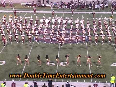 BCU Halftime Show 2012 at SCSU