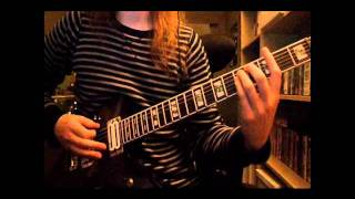 Mercyful Fate - Come to the Sabbath Cover (and camera test)