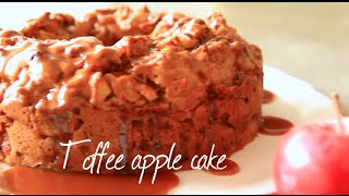 Toffee apple cake recipe - Allrecipes.co.uk