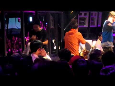 i11evn, Supreme Boi, Rwam at Feggy Min Hip Hop Show 15.05.01
