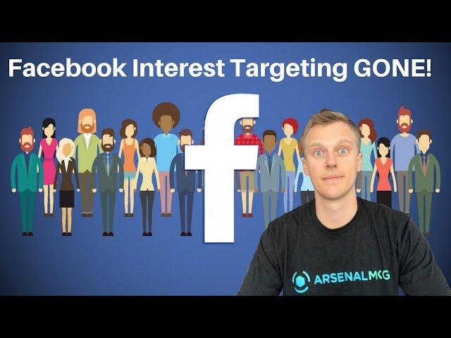Facebook Ads Interest Targeting