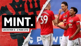 We're Back!   Leicester City 0-2 Manchester United   United Review