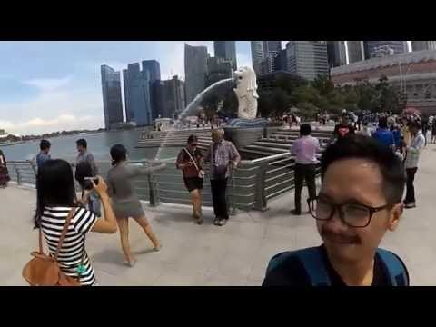 Yi 2 4K Action Camera - Travel to Singapore
