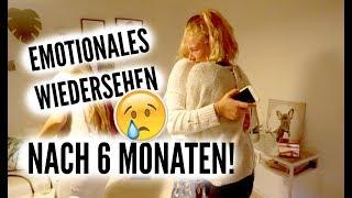 EMOTIONALES WIEDERSEHEN NACH 6 MONATEN!   31.07.2017   AnKat
