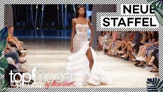 Zum ersten Mal auf dem Laufsteg | Germany's next Topmodel 2018 | ProSieben