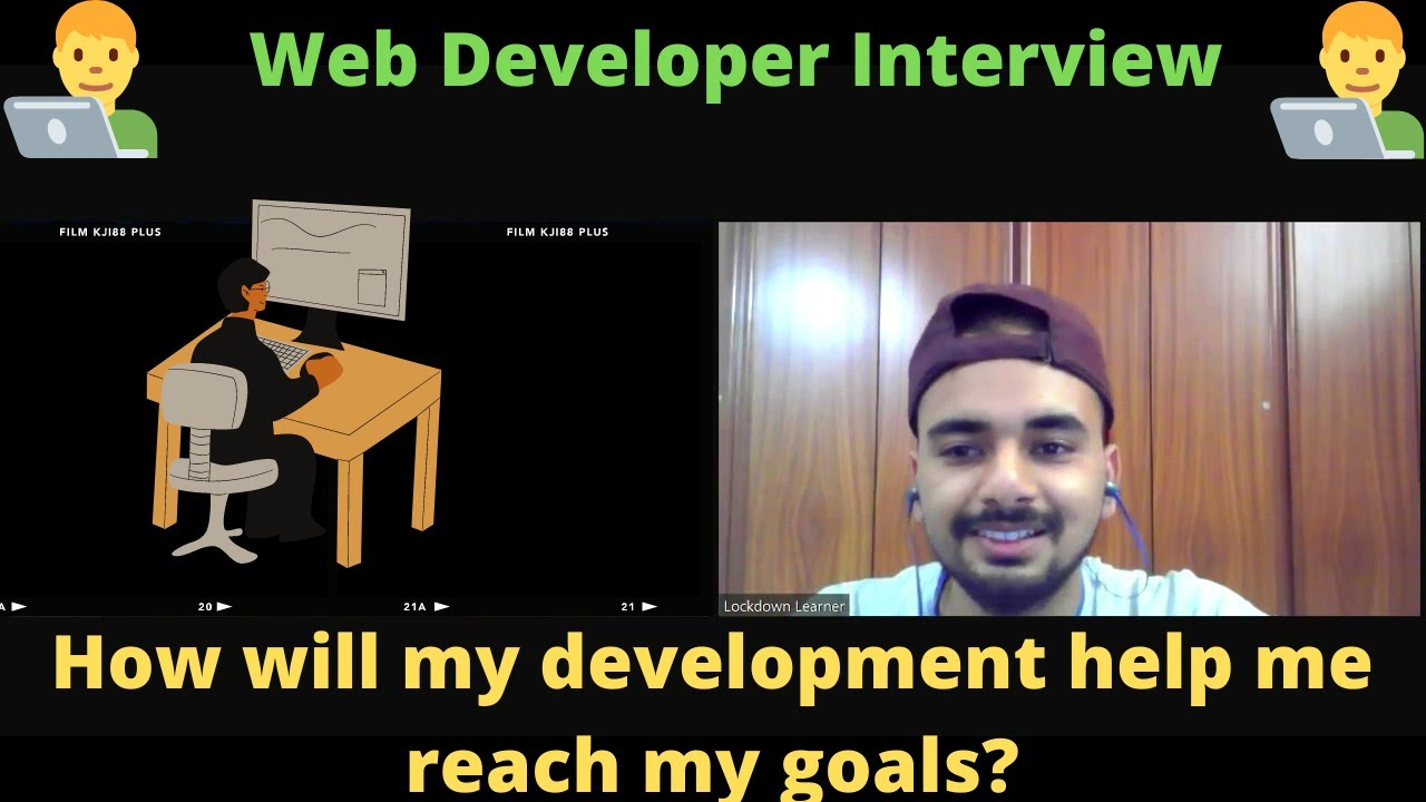 Full Stack Engineer talk about Web Development Scope and UCA batch || Lockdown Learner