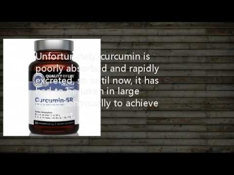 Quality of Life Labs, Curcumin-SR, Healthy Aging