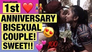 2 Years Relationship Bisexual Couple