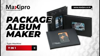 Mesin Album 7 in 1 - www.maxipro.co.id
