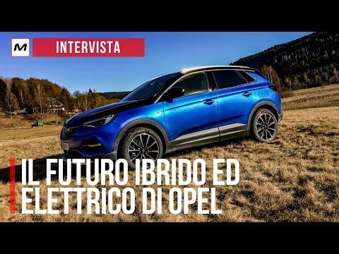 Opel Grandland X Hybrid4 | Il futuro elettrico e ibrido della casa tedesca