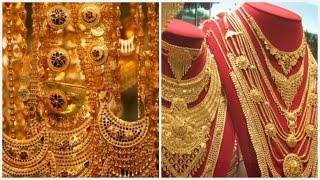 Famous Dubai Gold Jewellery Collections