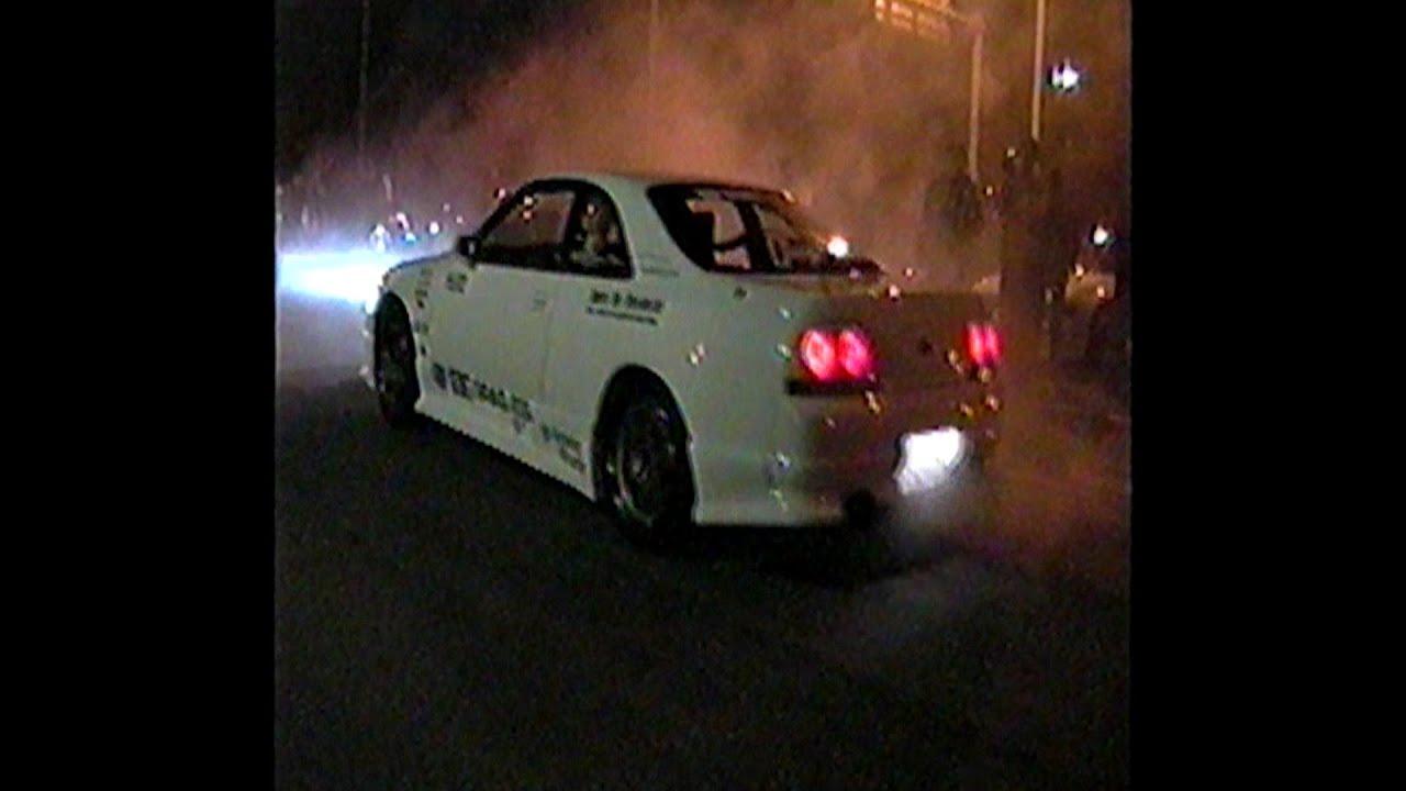 Toyota Celica 2016 >> Real Street Racing in Japan (90's) - YouTube