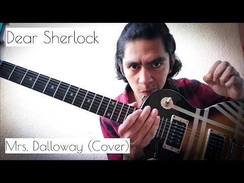 Cover Mrs. Dalloway - Dear Sherlock