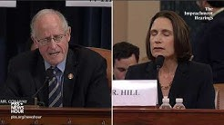 WATCH: Rep. Mike Conaway's full questioning of Hill and Holmes | Trump impeachment hearings
