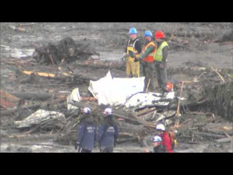 Geologist Explains Deadly Washington Mud Slide