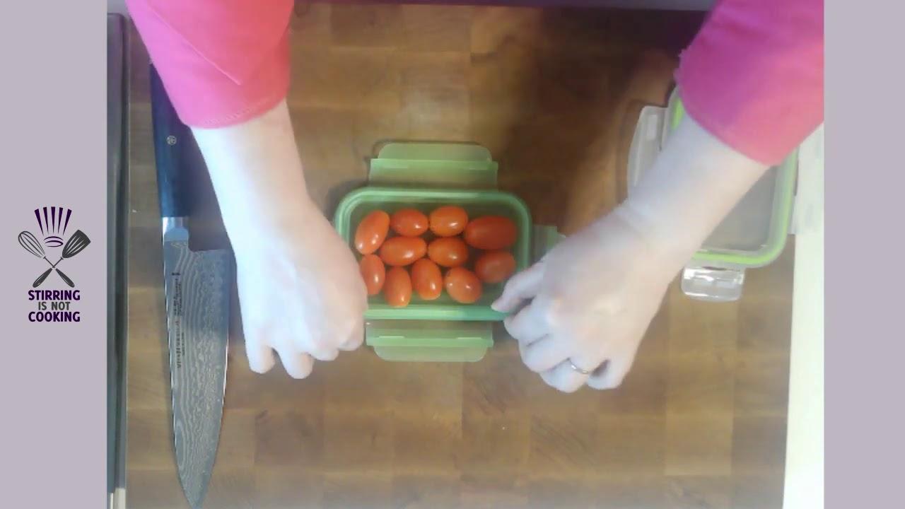 """Cherry Tomato """"Hack"""""""