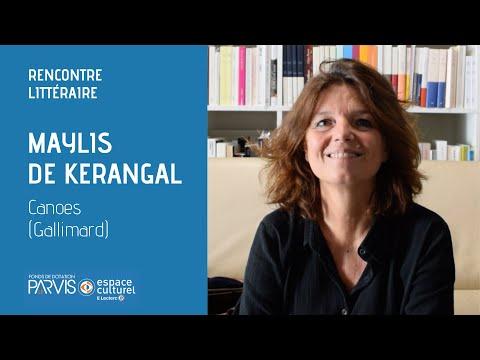 Entretien avec Maylis de Kerangal
