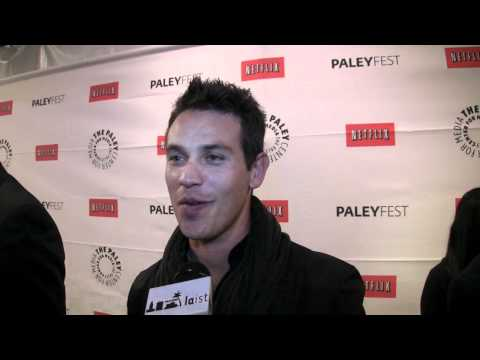 Kevin Alejandro of 'True Blood' at PaleyFest2011
