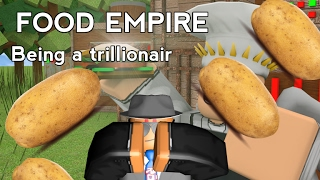 [Roblox] Food Empire: Ein Billionär sein