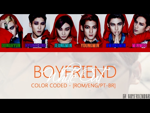 Boyfriend - White Out | Legendado [Color Coded/PT-BR/ENG/ROM]