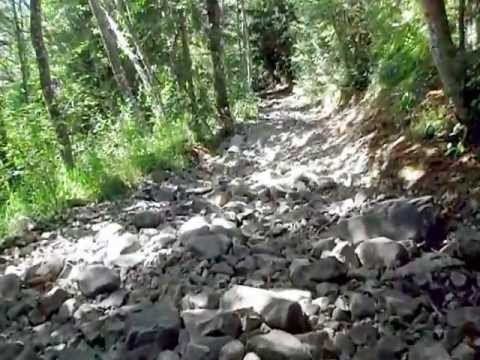 Surprise Lake Trail (Rocky Downhill)