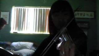 Lilium-Violin Cover [Elfen Lied]