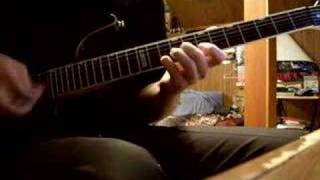 Brant M. - Cosmic Monsters solo by White Zombie