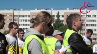 Легкая атлетика в рамках Спартакиады трудовых коллективов