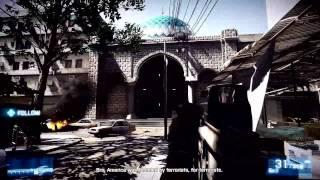 Battlefield 3: Walkthrough - Part 2 [Mission 2: Operation Swordbreaker] (BF3 Gameplay) [360/PS3/PC]