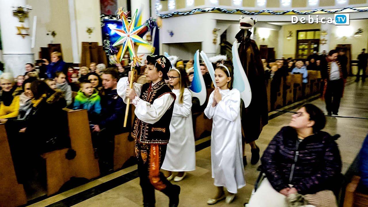 Krzczonw, Parafia w. Stanisawa Biskupa i Mczennika